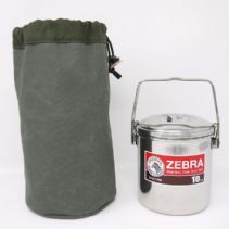 TBS Canvas Zebra Billy Can Bag - A great heavy duty product